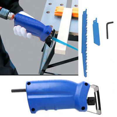 Portable Reciprocating Saw Drill Metal Woodworking Cutting Electric Drill Saws