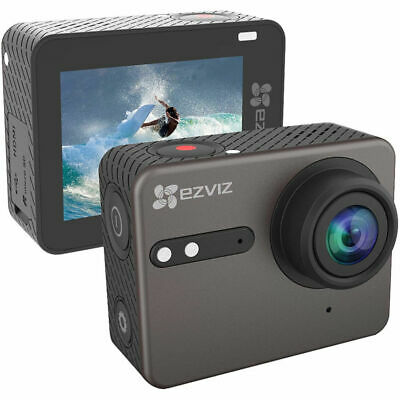 EZVIZ S6 Action Camera video in 4k colore SPACE GREY bluetooth WIFI