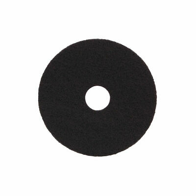 NEW! 15in Standard Speed Floor Pad Black Pack of 5 102472