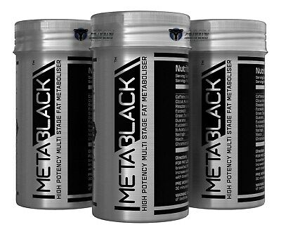 Metablack**Strong** Fat Burners