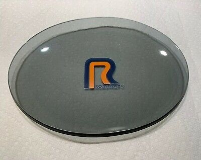 Vintage Roadway Express Trucking Advertising Glass Dish Plate Promo