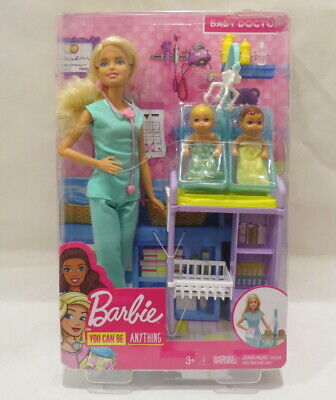 Barbie Baby Doctor DVG10 You Can Be Anything