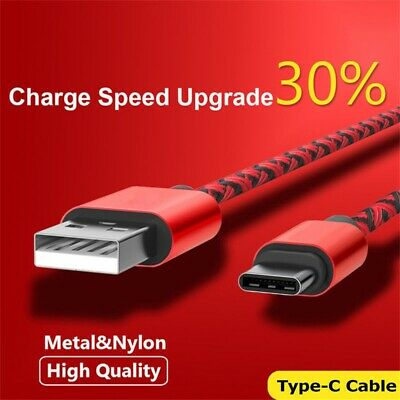 Sync Data Type-C 3.1 Cable Fast Charging For Samsung Galaxy Note9 S8 S9+ Plus