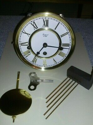 Genuine Franz Hermle Westminster Chime Clock Movement Complete