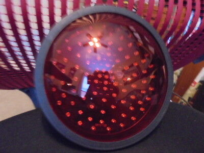 ELECTRO-TECH'S RD0806FM-120VAC Traffic red light
