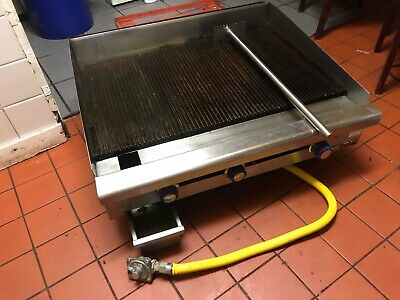 Comercial Gas Grill Imperial