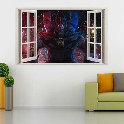 Avengers End Game 3D Window Decal Wall Sticker Art Mural Marvel Super Hero W060