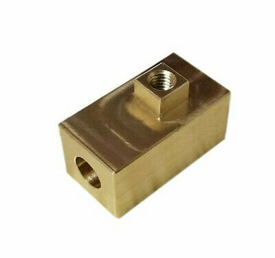 Charmilles Wire Cut CNC EDM Power Contact Support Holder Block 100444750