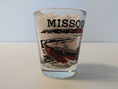 Missouri The Show Me State Souvenir Shot Glass Shotglass