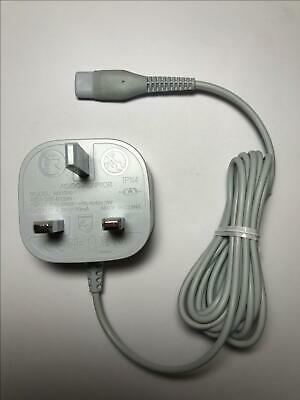 4.3V 70mA Charger AC/DC Adaptor Power Lead for Philips MG5730/13 Shaver