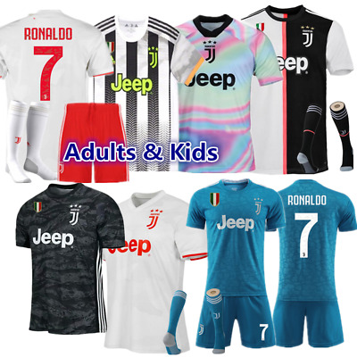 Soccer Adults Kids Football Kits Custom Jerseys Socks Club Outfit Christmas Gift