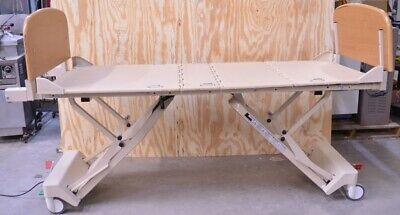 Carroll Hospital Group Arro Series Electric Hospital Bed with Mattress Hi Low