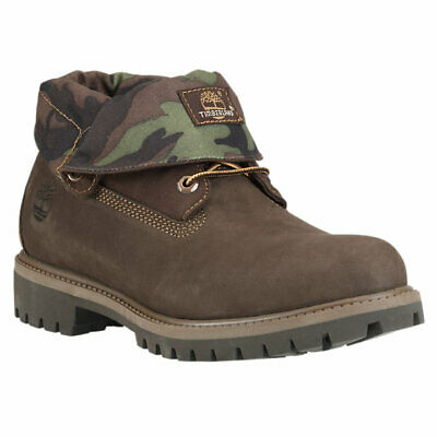 TIMBERLAND ABINGTON GUIDE Bottes Moccassin Daim Hommes