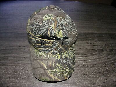 Advantage Camouflage Outdoor Hunting Fishing Mountain Logo Ball Cap Baseball Hat