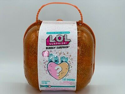 LOL Surprise Bubbly Surprise ORANGE With Exclusive Doll & Pet IN HAND Authentic