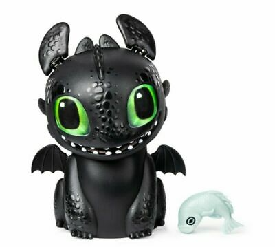 Hatching Toothless TOYS boys kids How to Train Your Dragon The Hidden World 5Y++
