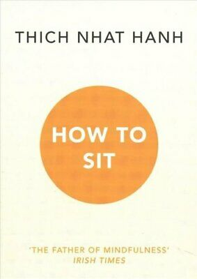 How to Sit by Thich Nhat Hanh 9781846045141 | Brand New | Free UK Shipping