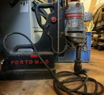 """MILWAUKEE 1/2"""" Magnetic Drill Press 0582 R"""