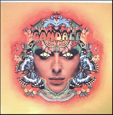 GANDALF sealed 1968 Stereo Capitol LP baroque-psychedelia Koppelman and Rubin