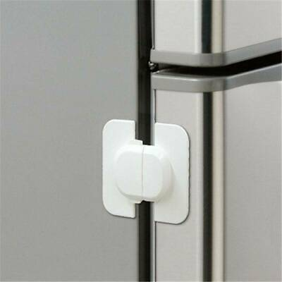 Kids Child Baby Pet Proof Door Cupboard Fridge Cabinet Drawer Safety Lock 1X
