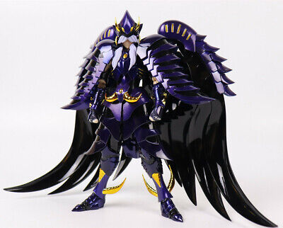 CS Model LC Saint Seiya Cloth Myth Specters Big Three EX Griffin Minos metal*