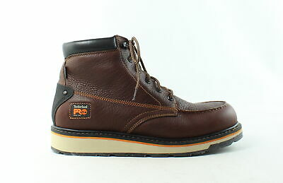 Timberland PRO Mens Gridworks Brown Work & Safety Boots Size 14 (528019)