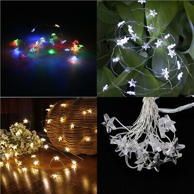 Star Light Cozy String Fairy Lights For Bedroom Party With 30 LED Beads