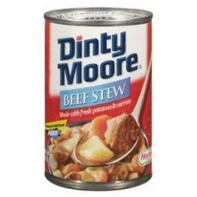 Dinty Moore,Beef Stufato con Fresh Patate & Carrots,444ml Can (Confezione di 6)