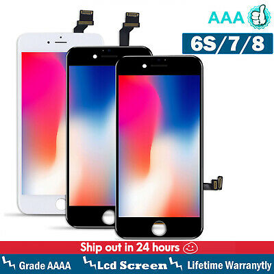 """For iPhone 6s 7 8 LCD Display Touch Screen Digitizer Assembly Replacement 4.7"""""""