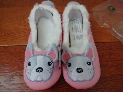 Joules Girls Slippers Size 1-2 BNWT