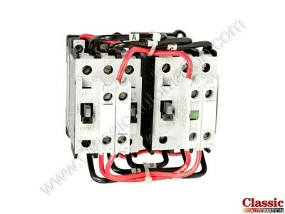 Siemens | CRL0F3321 | Factory Assembled 3TF3 Reversing Contactor (Refurbished)