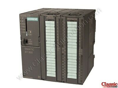Siemens | 6ES7314-6CF02-0AB0 | CPU314C-2DP Processor Module (Refurbished)