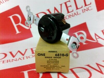 Hubbell Hbl6810-G / Hbl6810G (New In Box)
