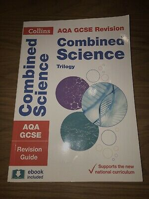 Collins AQA GCSE 9-1 Combined Science Trilogy Revision Guide: Higher Level/Tier