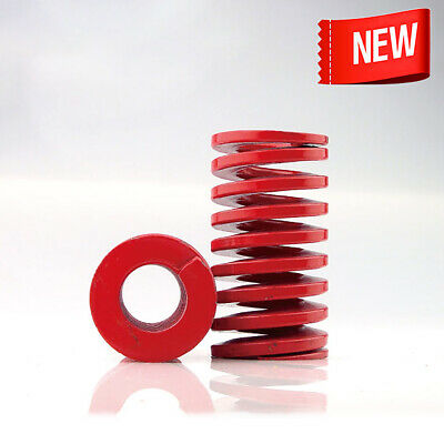 Red - TM Die Springs Heavy Duty Load Compression Spring Mould Spring Φ22~50mm