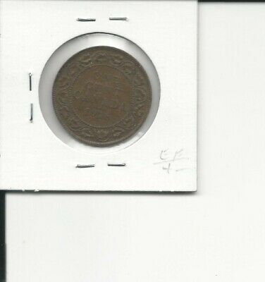 1918 Canada Bronze Large Cent King George V **Beauty Coin**EF!!