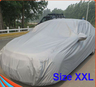 Car Cover  XXL Durable UV Resistance Anti Scratch Dust Dirt Full Protection