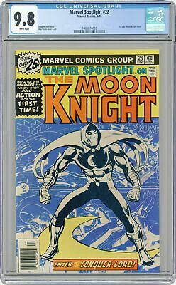Marvel Spotlight #28 CGC 9.8 1976 1488674003