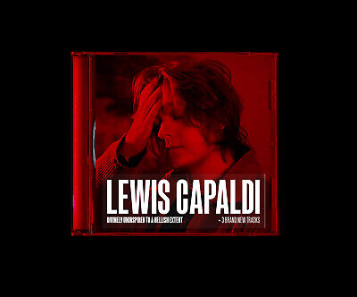 Lewis Capaldi - Divinely Uninspired to ... - New Ext CD Album - PreOrder - 22/11