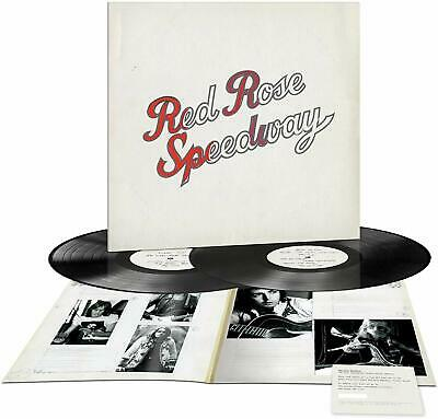 """Paul McCartney and Wings """"Red Rose Speedway"""" 2 x VINYL LP - NEW / SEALED"""