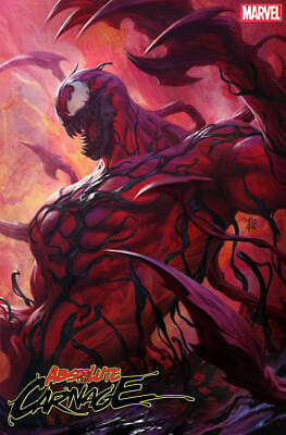 Absolute Carnage #1 Artgerm Variant STOCK PHOTO Marvel 2019 00121