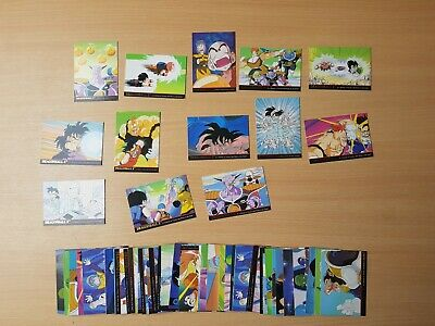 Dragon Ball Z Series 2 FUNimation Cards 1998 Bundle