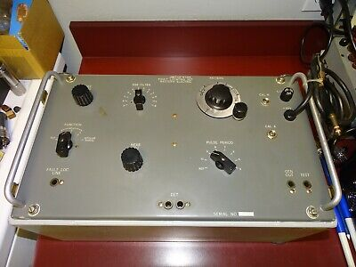 Western Electric Fault Locating Set, J98710F, Complete