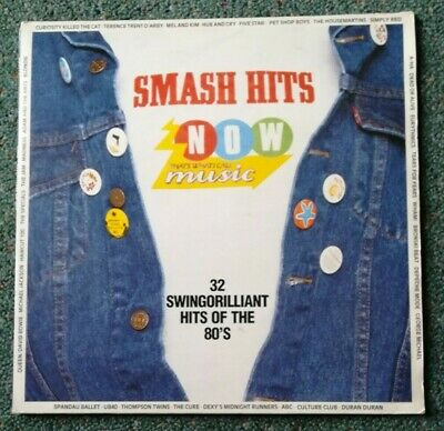 Now That's What I Call Music - Smash Hits (1987  Vinyl DLP) Various