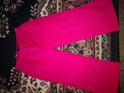 Girls Pink Gap Joggers Age 18-24 Months