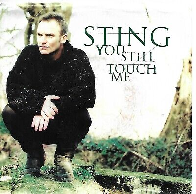 "STING  (You Still Touch Me)  A&M 31458 1582 7  + FREE ""VG"" picture sleeve"