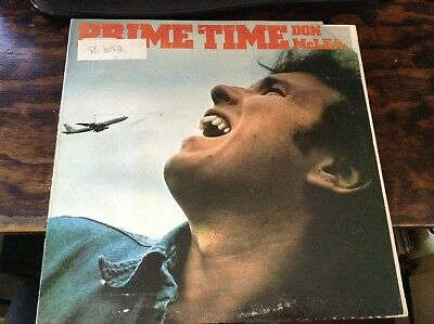 Don McLean - Prime Time -  LP Vinyl Album - Exc Cond   AB 4149
