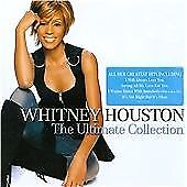 WHITNEY HOUSTON  The Ultimate Collection   CD ALBUM