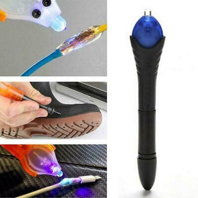 Fix Pen Welding 5 Second Quick Fix UV Light Repair Tool Compound Kit Hot Pe L4Q8