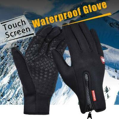 Men Women Winter Warm Gloves Windproof Waterproof Thermal Touch Screen Mittens..